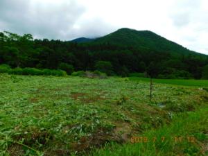 山ノ内町須賀川の住宅用地