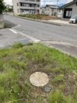 汚水桝、止水栓