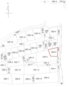 公図(地図)