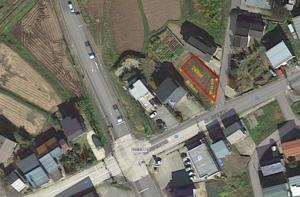 Google航空写真 地形図
